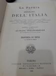 reverse: LA PATRIA – GEOGRAFIA DELL'ITALIA Provincia di Pavia. Unione tipografico-editrice Torinese. 1896. Pagine 302. Molto affascinante e ben conservato.