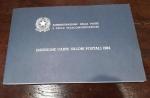 D/ 1984. Libro Filatelico con i francobolli dell'anno 1984. Francobolli nuovi. Vedi foto per dettagli.