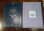 D/ FR139. IL LIBRO DEI FRANCOBOLLI D'ITALIA 1991 completo.
