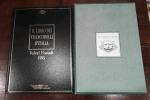 D/ FR142. IL LIBRO DEI FRANCOBOLLI D'ITALIA 1995 completo.