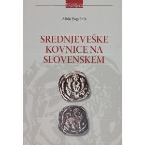 D/ Pogacnik Albin, Srednjeveske Kovnice na Slovenskem. Ljubljana, 2008 Brossura editoriale, pp. 178, ill. nel testo importante lavoro