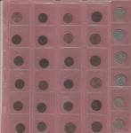 obverse: Austria. Franz Ioseph I. Lotto 58 monete in rame mediamente SPL/FDCalto valore di catalogo (NON SI ACCETTANO RESI)