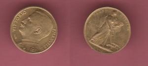 obverse: Regno d Italia, Vittorio Emanuele III. 10 Lire 1912 Aratrice gr. 2.5 ORO basso titolo (333 millesimi)   (NON SI ACCETTANO RESI)