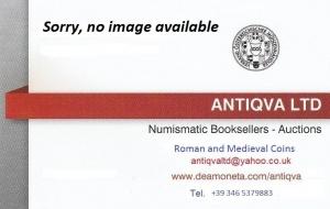 obverse: MILANO. Massimiliano Sforza (1511-1515). Trillina. Crippa 4 raroqBB/BB