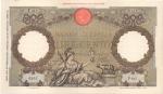 obverse: Banconote Italiane. Regno D Italia. 100 lire  Aquila Romana (Fascio). Dec. Min. 20-02-1941. Crapanzano 250. qSPL.