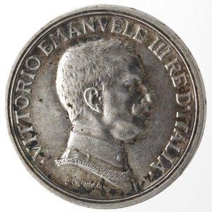 obverse: Casa Savoia. Vittorio Emanuele III.1900-1943.2 lire 1914 Quadriga briosa. Ag. Gig. 101.BB.