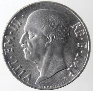 obverse: Casa Savoia. Vittorio Emanuele III. 1900-1943. 20 centesimi 1940 Anno XVIII Impero. Magnetica. Ac. Gig. 220a. FDC.