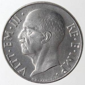 obverse: Casa Savoia. Vittorio Emanuele III. 1900-1943. 20 centesimi 1941 Anno XIX Impero. Magnetica. Ac. Gig. 221. FDC Eccezionale. Da rotolino.