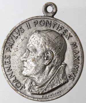 obverse: Medaglie. Roma. Giovanni Paolo II. 1978-2005. Medaglia. MB.  Opus Consonni. R/ MATER DEI CZESTOCHOWA. Peso gr. 14,35. Diametro mm. 32. SPL.