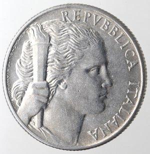 obverse: Repubblica Italiana. 5 lire 1948 Uva. It. Gig 279. qSPL