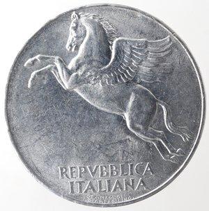 obverse: Repubblica Italiana.10 Lire 1950 Ulivo. It. Gig.233.SPL+/qFDC.