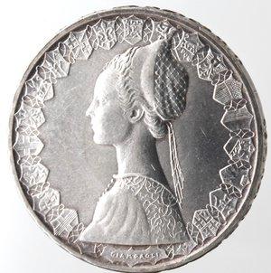 obverse: Repubblica Italiana. 500 lire Caravelle 1959. Ag. Gig 9. BB+.