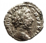 D/ Impero Romano.Marco Aurelio.Denario.COS III. Peso 2,85 gr.MB\qBB