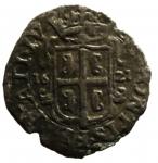 D/ Zecche Italiane. Casale. Ferdinando Gonzaga. 1612-1626. Da 3 grossi 1621. MI. MIR 334\1. Peso 1,90 gr. BB.__
