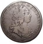 D/ Zecche Italiane -Firenze.Francesco III (1737-1765).1/2 francescone 1739.Gal. 4.AG.qBB. Raro