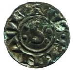 D/ Zecche Italiane.Siena. Repubblica (1180-1390). Grosso primitivo V serie. MIR 481. AG. g. 1.45 BB.__