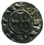R/ Zecche Italiane.Siena. Repubblica (1180-1390). Grosso primitivo V serie. MIR 481. AG. g. 1.45 BB.__