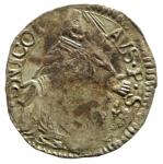 R/ Zecche Italiane. Solferino. Carlo Gonzaga (1639-1678). Giorgino. MIR 957a.Peso 2,02 gr. RR. MI. qBB.__