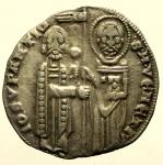 R/ Zecche Italiane. Venezia : Giovanni Soranzo (1312-1328) Grosso BB+