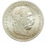 D/ Monete Estere.Austria. Francesco Giuseppe (1848-1816). Corona 1894. AG.SPL