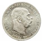D/ Monete Estere.Austria. Francesco Giuseppe (1848-1816). Corona 1913. AG.qSPL