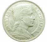 D/ Monete Estere.Lituania 1929.5 Lati Ag.BB+