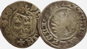 D/ Monete Estere.Polonia .Lotto di 2 monete in ag.mediamente BB.s.v.