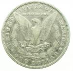 R/ Monete Estere. USA. Dollaro Morgan 1885. Peso gr. 26,80. Ag. qBB