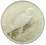 R/ Monete Estere. USA. 1922. Dollaro. BB.