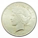 D/ Monete Estere. USA. 1925. Dollaro. BB.