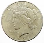 obverse: Monete Estere. USA. 1926. Dollaro. BB.