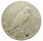 reverse: Monete Estere. USA. 1926. Dollaro. BB.