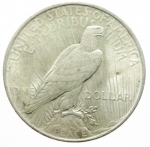 reverse: Monete Estere. USA. 1928. Dollaro. BB.