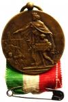 R/ Medaglie. Genova 1911. Medaglia agli studiosi ed ai buoni delle civiche scuole. BB. s.v