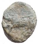 R/ Varie - Sicilia. Halykiai. Ae. ca 390-370 ac. d/ toro a ds r/ cinghiale a ds. gr 4,1.CNS 44-5 (Himera?); HGC 2, 493 (Himeraia?). qBB. Intonsa con patina verde. Molto rara