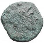 D/ Varie - Repubblica Romana. Sestante da catalogare. Ae. g 1,65. mm 16