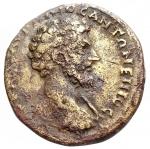D/ Varie - Marco Aurelio Medio Bronzo Provinciale da catalogare. gr 8,95. mm 23,9 x 24,6