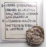 R/ Varie - Mantova. Sigillo da catalogare. gr 4,14. RR