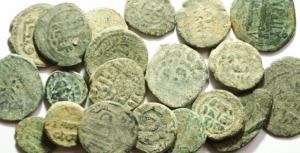 D/ Lotti.Mondo Orientale .Lotto di 21 monete,mediamente qBB.w