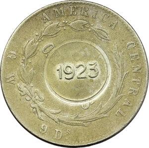obverse: Costa Rica. Colon 1923