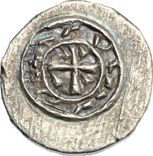 Reverse image of coin 1058