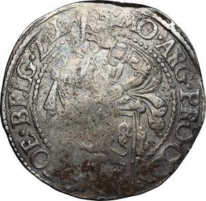 obverse: Netherlands. Lion Daalder. Zeeland, 1637