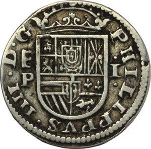 obverse: Spain.   Philip IV of Spain (1621-1665). 2 reales 1628