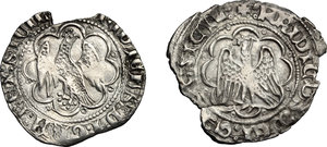 Reverse image of coin 1116