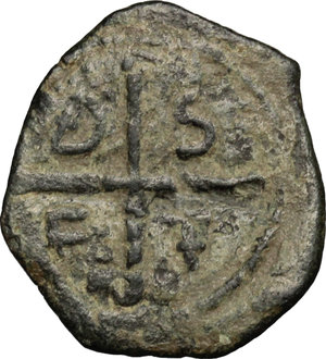 Reverse image of coin 556