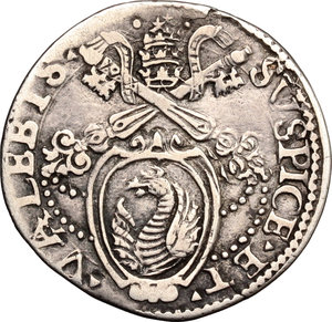 Reverse image of coin 575