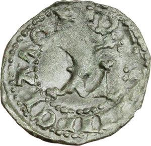 D/ Lucca. Repubblica (1369-1799). Picciolo.    MIR 146. MI. g. 0.37     BB.