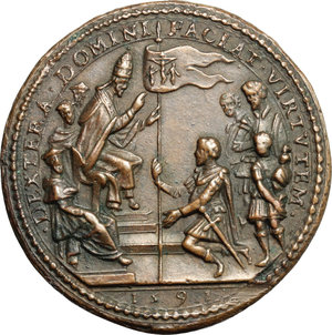 Reverse image of coin 941