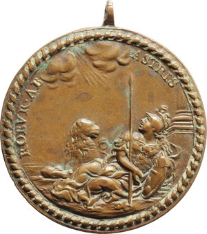 Reverse image of coin 945