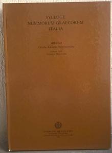 obverse: Martini Rodolfo (a cura di). SYLLOGE NUMMORUM GRAECORUM ITALIA. Milano. Civiche Raccolte Numismatiche. Volume XIV, Cyrenaica-Mauretania. Milano, 1989. pp. 196, tavv. 79.